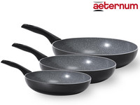 Aeternum by Bialetti | 3-pack Induction Semplicity