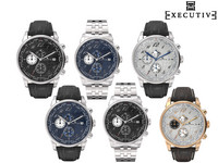 Executive Club Series Herenhorloge