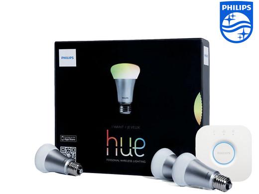 Stroomverbruik Hue Lampen : Philips hue startpakket e e generatie internet s best