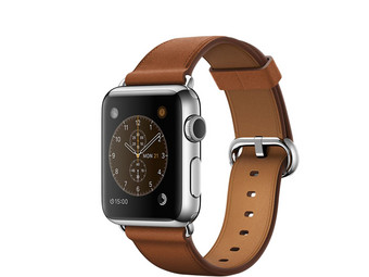 Apple Watch | 38 mm | Brown Classic