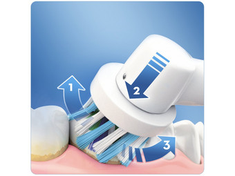 2x Oral-B Pro 700 Cross Action