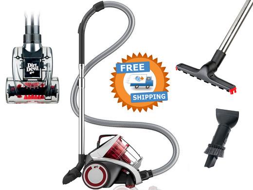 Dirt Devil Multicyclonic Vacuum Cleaner
