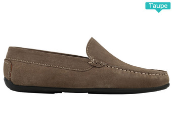 Ben Willems Wildleder-Loafers