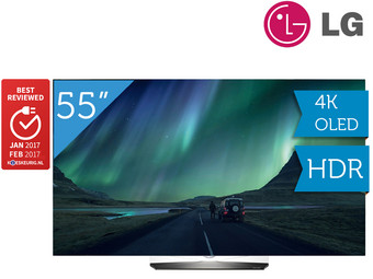 "LG 55"" 4K Ultra HD OLED Smart TV"