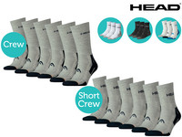 6x HEAD Performance Socken