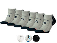 6x HEAD Performance Sneakersocken