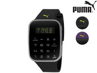 Puma Time Calculus Chronograaf Horloge