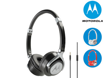 Motorola Pulse 2 On-Ear Wired Headset