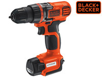 Black&Decker 10,8 V Accuboormachine | Refurb.