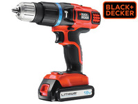 Black&Decker Accuklopboormachine | Refurb.