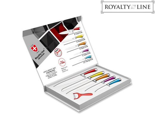 royalty line messerset 6 teilig internet 39 s best online offer daily. Black Bedroom Furniture Sets. Home Design Ideas