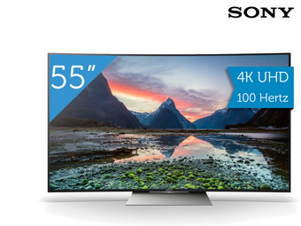 "Sony 55"" 4K Smart TV 