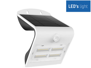 LED's Light LED-Außenleuchte | Solar