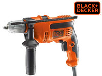 Black + Decker 600W Klopboor| Refurb