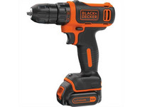Black + Decker 10,8V Li-ion Schroef/Boormachine -