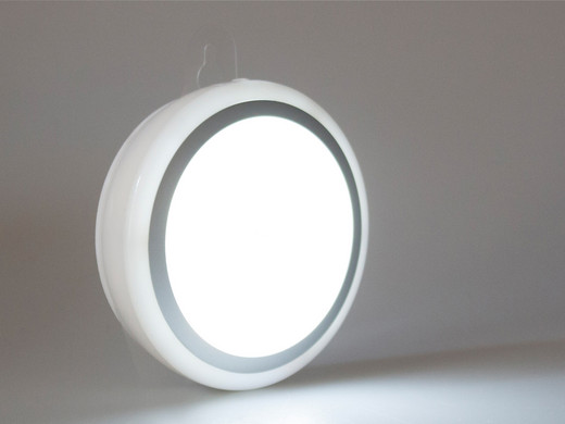 Zelfklevende Led Lampen : Led lampen op batterijen met bewegingssensor onedayonly draaibare
