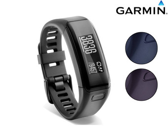 Garmin Vivosmart HR Aktivitätstracker (Refurbished)