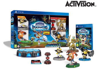 Skylanders Imaginators Starter Pack Crash Edition | PS4