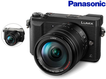 Panasonic GX80 4K-camera | 14-140 mm