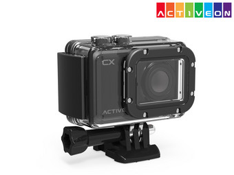 Activeon CX Actioncam | Full HD | Wifi