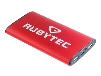Rubytec Powerbank | 10.000 mAh