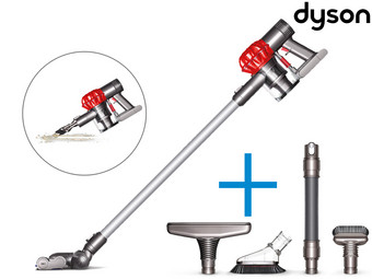 dyson dc62 origin kabelloser staubsauger zubeh r set. Black Bedroom Furniture Sets. Home Design Ideas