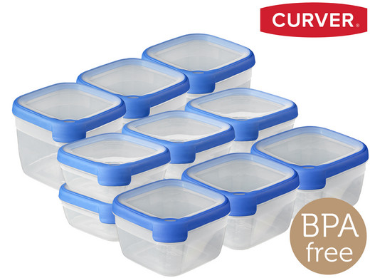 12 Curver Grand Chef Food Containers ...  sc 1 st  iBOOD.com & 12 Curver Grand Chef Food Containers - Internet\u0027s Best Online Offer ...