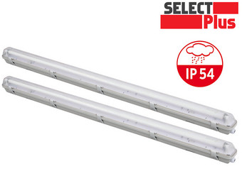 2x Plensight LED-Leuchte | 1.600 Lumen | Plenum