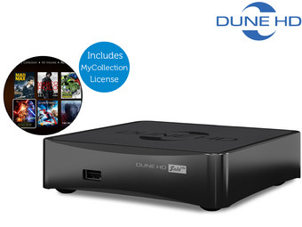 Dune HD Solo Lite 4K Mediaspeler | Wifi | HD Audio