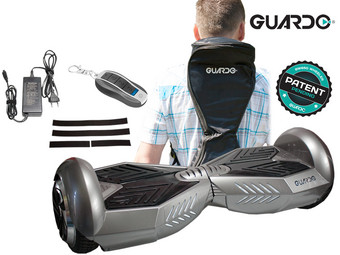 Guardo Wheeler Hoverboard | Powered by LG