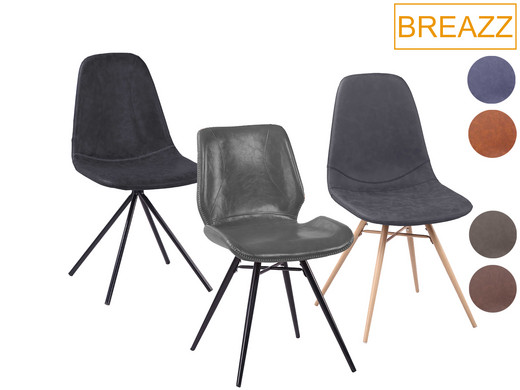 Designerstühle duo pack breazz designerstühle s best offer daily