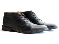 Travelin' Downton Herren-Lederschuhe