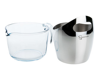 Omega Sana EUJ707 Slowjuicer Zilver - Internet s Best Online Offer Daily - iBOOD.com