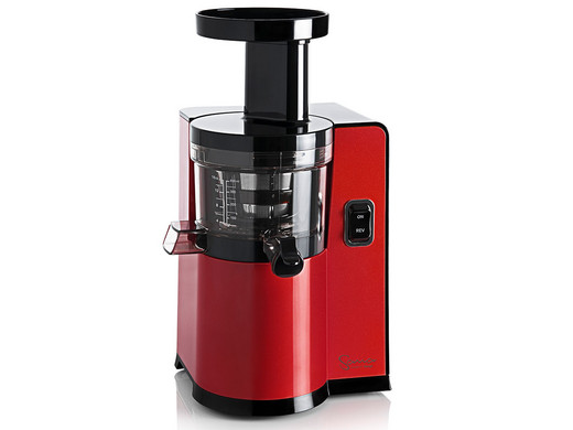 Omega EUJ808 Slowjuicer Rood - Internet s Best Online Offer Daily - iBOOD.com