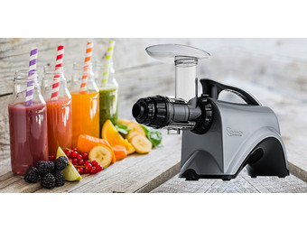 Slowjuicers & Blenders
