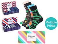 4x Happy Socks Socken | Gr. 36 - 40