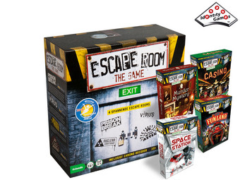 Escape Room + 2 Uitbreidingen