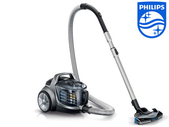Philips PowerPro Active | beutelloser Staubsauger