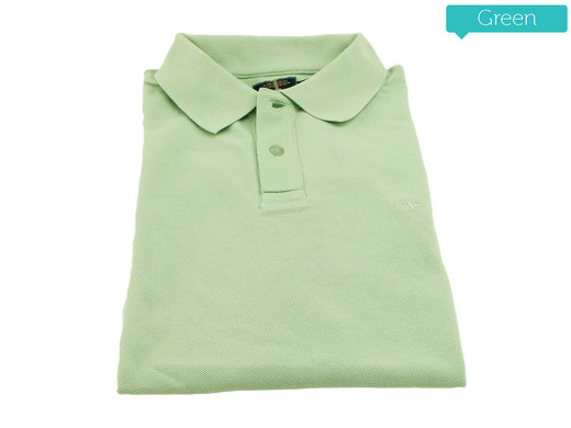 Arrow Washer Polo Green XL