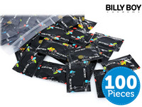 100x Billy Boy Condoms | Mixpack