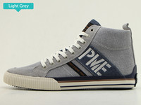 PME Legend Bare Metal Sneakers Light Grey