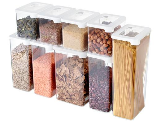 Vorratsbehälter 4er set smartstore vorratsbehälter s best offer