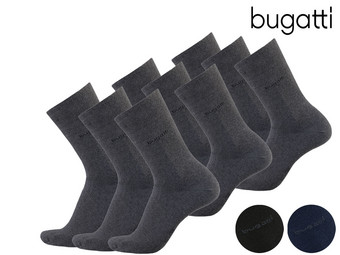 9 Paar Bugatti Business-Socken