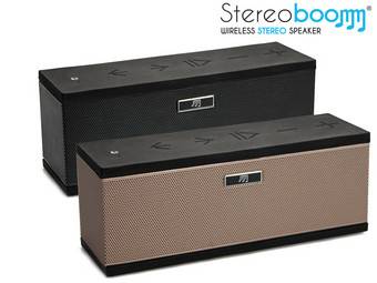 Stereoboomm 500+ Compacte Wireless Stereo Speaker