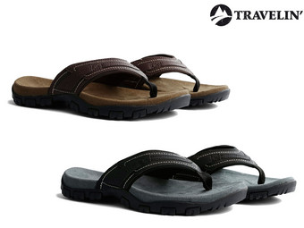 Travelin' Dalen Outdoorslippers | Heren