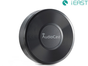 iEast AudioCast M5 Musik-Streamer | AirPlay, DLNA, Multiroom