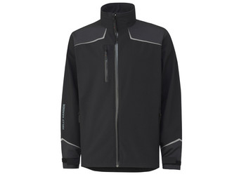 Helly Hansen Chelsea Softshelljas | Black