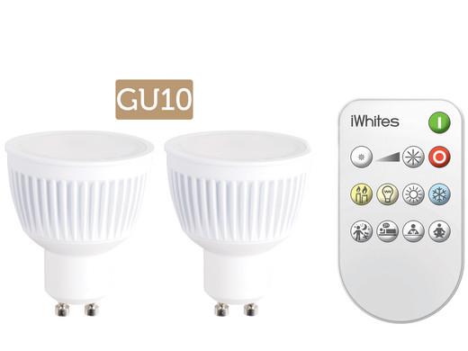 Lampen Op Afstandsbediening : 2x idual iwhites led lamp met afstandsbediening internets best
