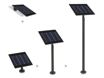 2x Philips LED Sokkellamp | Solar