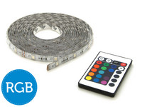 Prolight LED RGB Strip | IP44 | 5 M